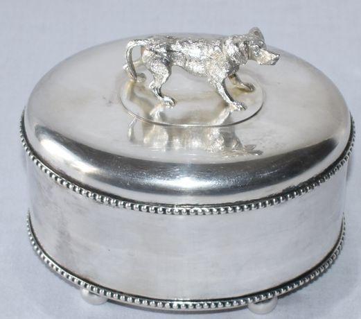 cukiernica srebrzona
