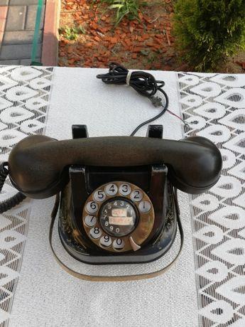 Stary zabytkowy telefon Bell