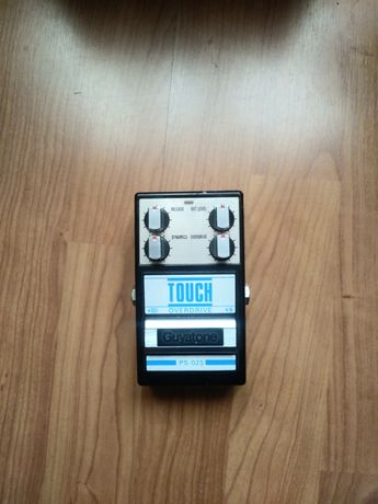 Vendo Pedal Guyatone PS-025 Touch Overdrive/Compressor