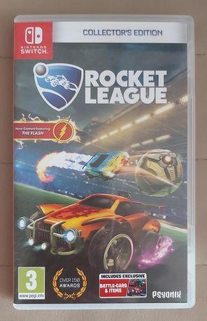 Gra Rocket League na nintendo switch