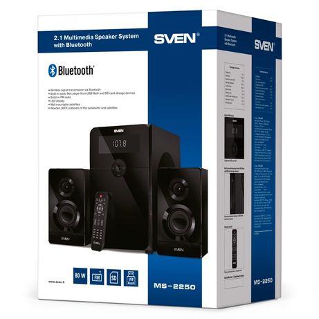 Продам акустическую систему 2.1 SVEN 2250