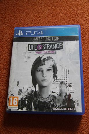 Life Is Strange: Before The Storm na PS4