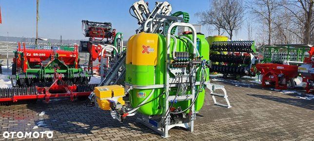 Producent Tolmet Opryskiwacz hydrauliczny X XSARA Klara 1000l 15m Ocnk
