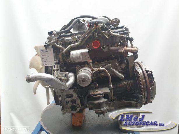 Motor Usado NISSAN/PATROL GR V Wagon (Y61)/3.0 DTi   05.00 - REF. ZD30