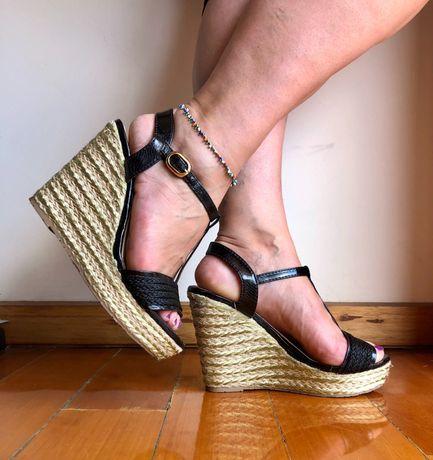Sapato Cunha como Novo