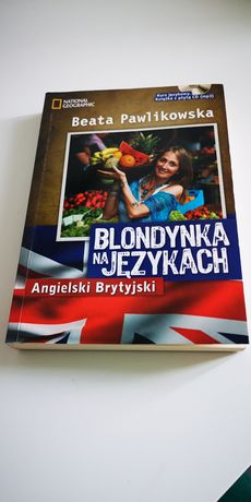 NOWA Książka do angielskiego z płytą, Beata Pawliowska. Angielski.