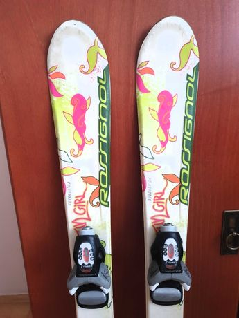 Narty Rossignol Fun Girl 100cm