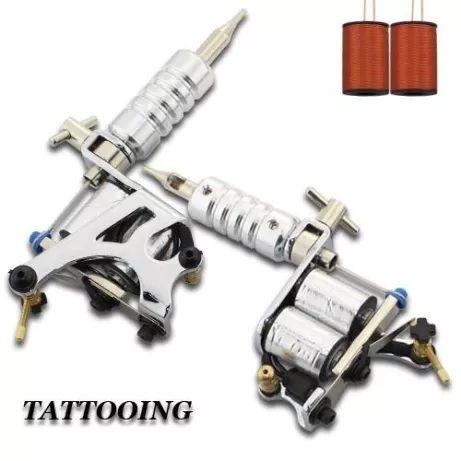 Máquina Tatuar de bobine liner/shader NOVA