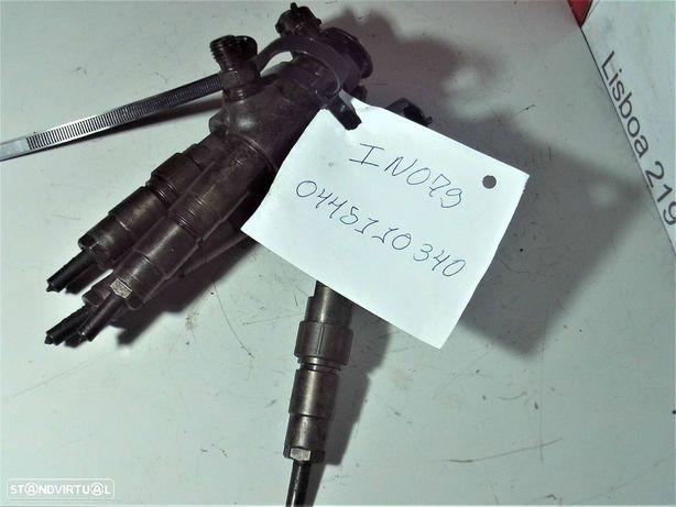 Injector Usado REF. 0445110340 | CITROEN - 1.6HDI/ motor: 9H06