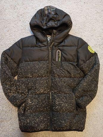 Kurtka zimowa F&F roz 9-10 lat, 140cm