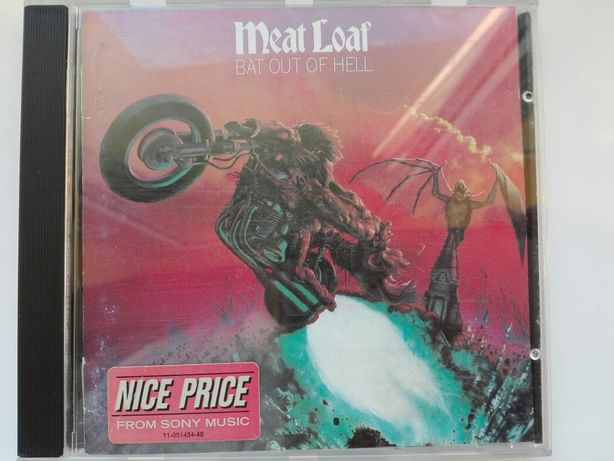 Płyta CD Meat Loaf Bat Of Hell