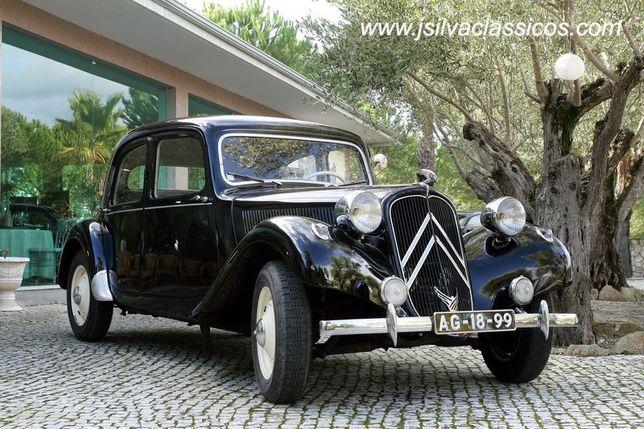 Aluguer de carros antigos para casamentos e outros eventos