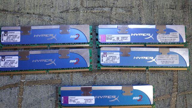 Оперативная память HyperX 9Gb DDR2