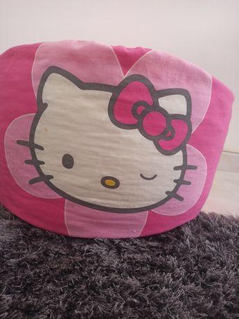 Puff criança Hello Kitty