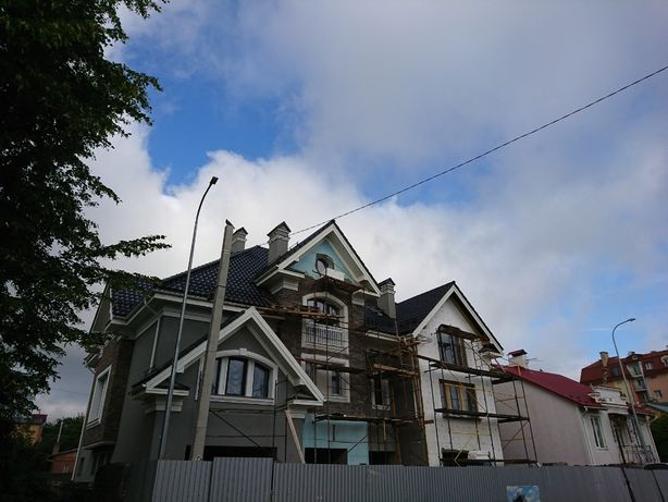 Утеплення даху, утеплення перекриття, утеплення фасаду, ековата