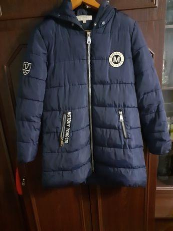 Курточка  зима нова