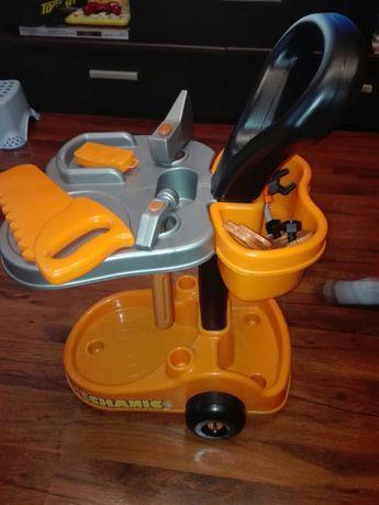 Wózek narzędziowka