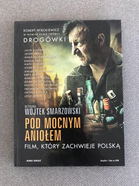 Pod Mocnym Aniołem DVD / wydanie książkowe /