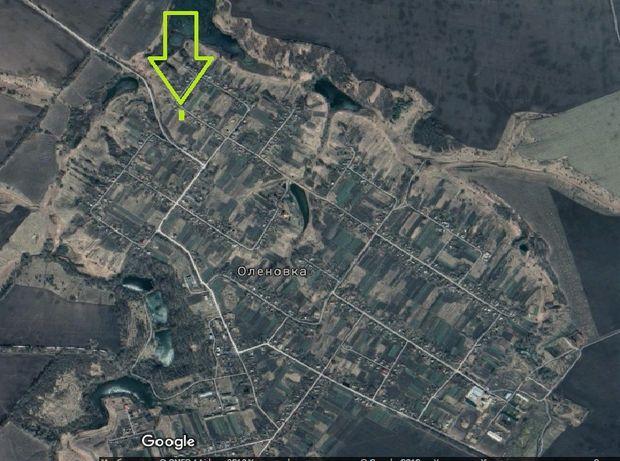 продам участок 20 соток Оленовка, Фастовкий район, Киевская область