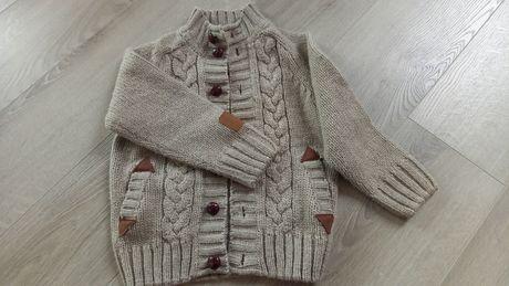 Sweter chłopięcy Cool Club rozmiar 98