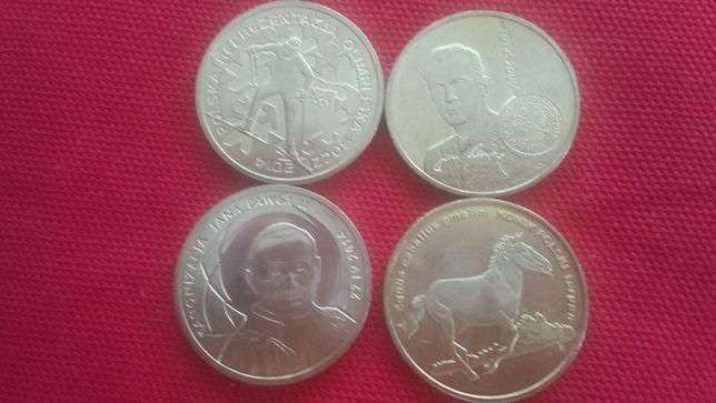 2 zł 2014 - komplet - 4 monety