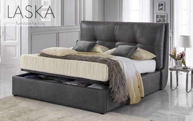 """Кровать с мягким изголовьем """"Rumba"""" (ліжко з нішею), мягкая кровать"""