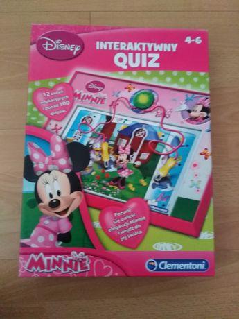 Interaktywna gra z Myszka Miki