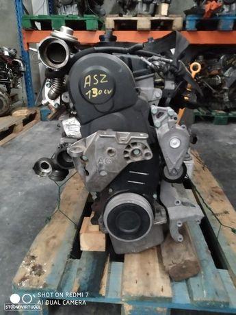 Motor Vag Vw ASZ