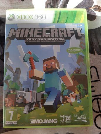 Minecraft na x box 360 gra
