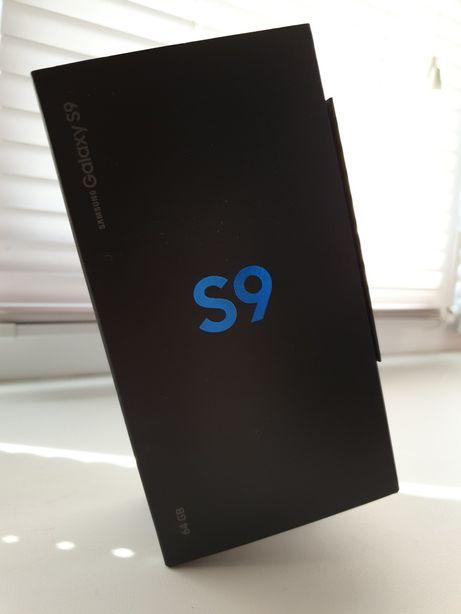 Телефон Samsung Galaxy s9 64 GB TitanGray / серый
