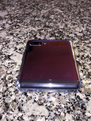 Samsung galaxy Z Flip 256GB Purple Mirror
