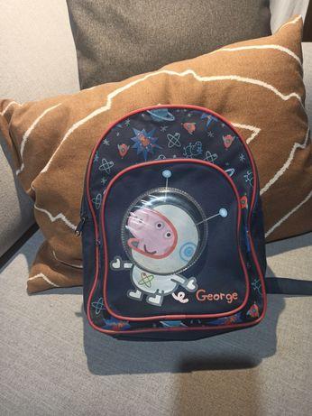 Plecak dzieciecy Swinka Pepa/George