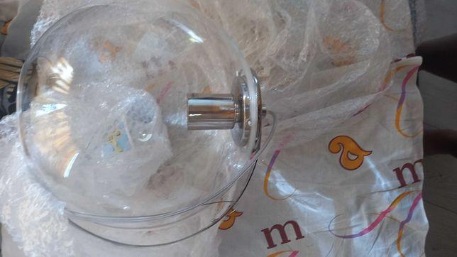 Lampa wiszaca, zyrandol kula