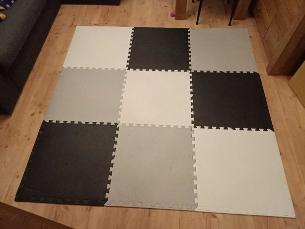 Mata piankowa Ikido puzzle 9 elementów