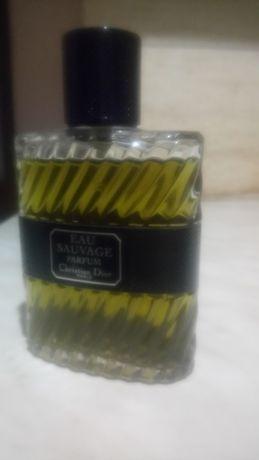 Dior eau sauvage parfum 2012 духи мужские