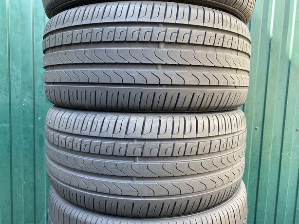 Шины летние б/у 245/45/R17 Pirelli Cinturato P7