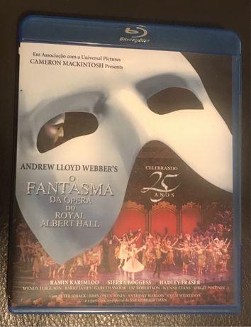 O Fantasma da Ópera no Royal Albert Hall - Blu-ray