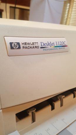 Impressora A3 HP DESKJET 1120C