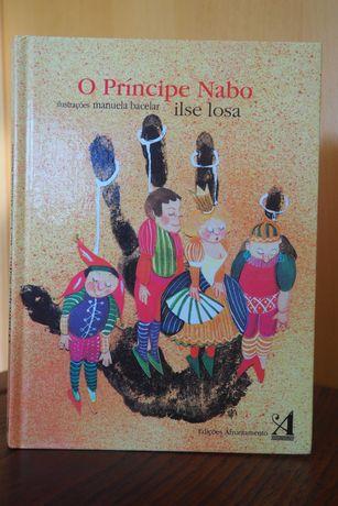 livro o principe nabo