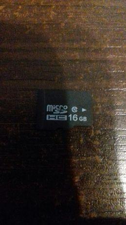 sprzedam kartę nowa pamięci 16 GB klasa 10