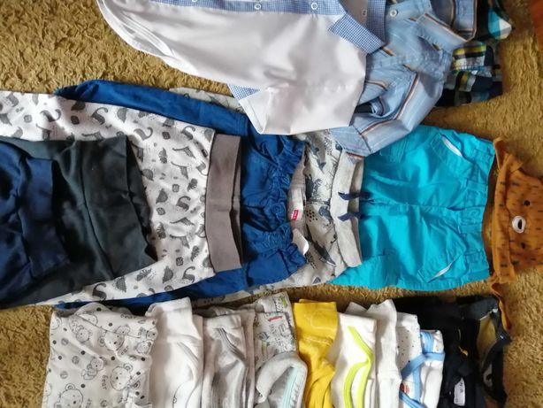 Ubrania dla chłopca 62-74