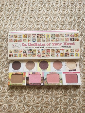 Палетка In theBalm of Your Hand