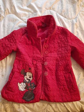 Płaszczyk Miki Disney