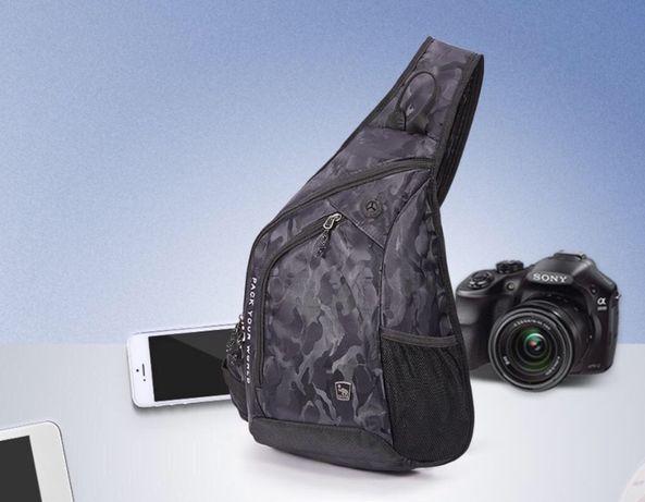 Новая модная сумка через плечо 19л. Модель 2020 года