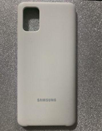 Чехол Samsung A51 оригинал