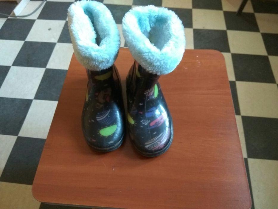 Взуття для калюж Лубны - изображение 1