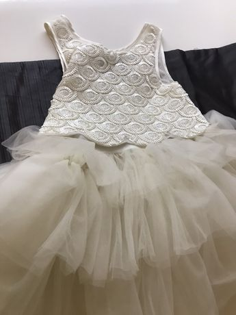 Sukienka tiul h&m