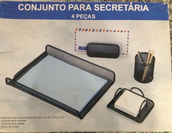 Conjunto para secretária
