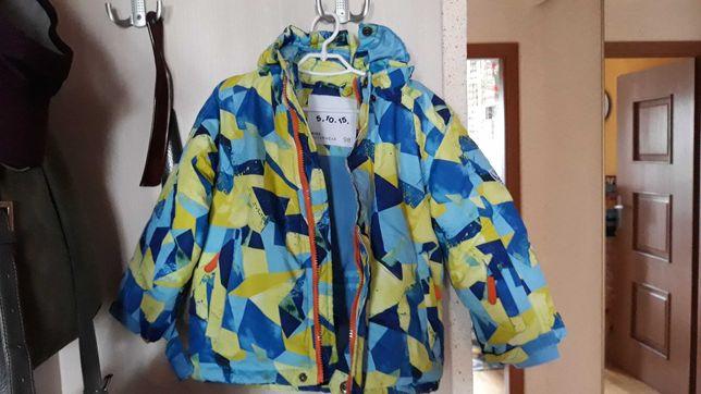 Sprzedam kurtkę zimową firmy 5 10 15, rozmiar 98.