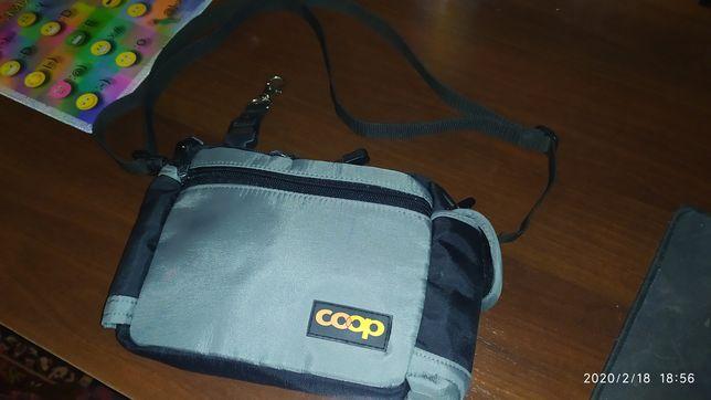 Продам сумку через плече Coop